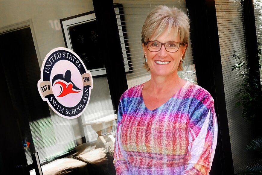 Sue Mackie, executive director, United States Swim School Association