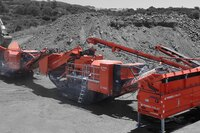 Mobile Cone Crusher from Terex-Finlay