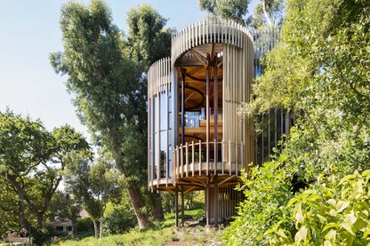 House Paarman Tree House