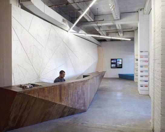 Bemis InfoShop, Omaha, Neb., by Min | Day