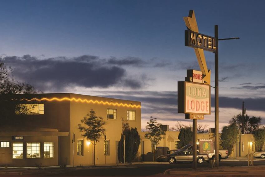Route 66 Motel Revamped into Apartments