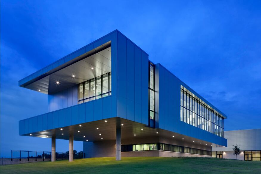 Zan Wesley Holmes Jr. Middle School, Dallas, by Perkins+Will