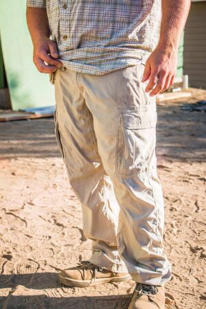 Duluth Trading Dry on the Fly Pants