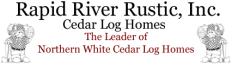 Rapid River Rustic Logo