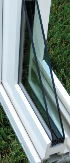 Insulating windows from Serious Materials