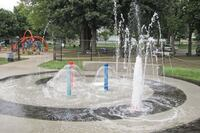 Oleson Park Spray Ground