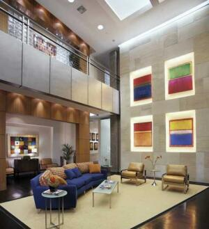 Prado on Lake Avenue, named Mid-Rise Project of the Year, brings much-desired high-end rental units to Pasadena, Calif.'s commercial district. Amenities include a large, inviting lobby, an on-site social director, and a gourmet demonstration kitchen.