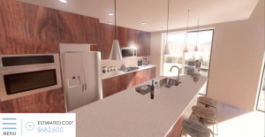 Blu Homes has introduced an iPhone app for its design studio.