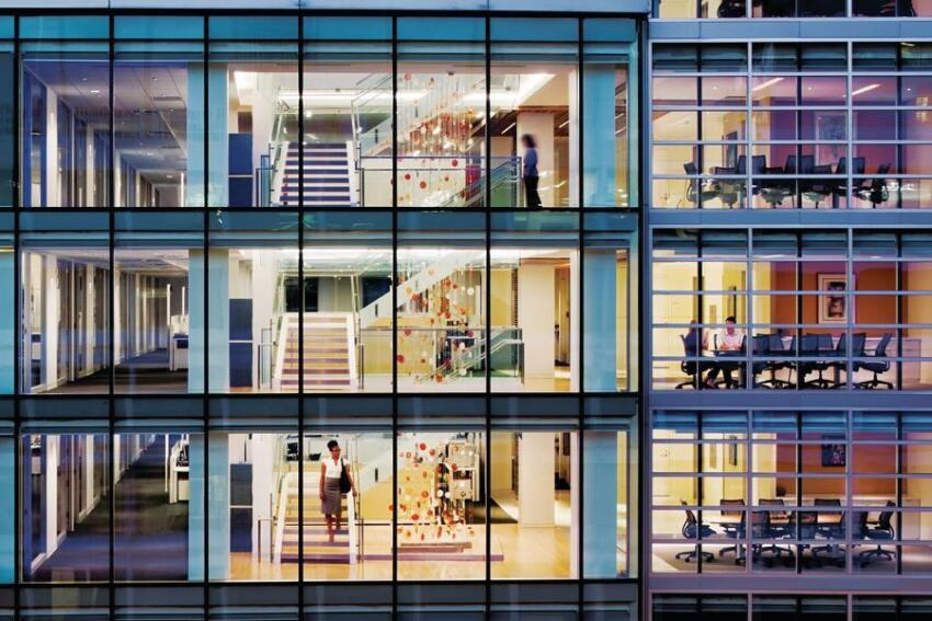 Typology: Class A Office