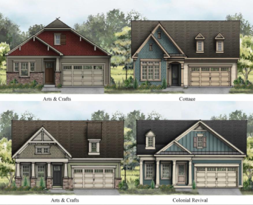Dan Ryan Builders To Intro 55 Plus Elevate Homes Builder