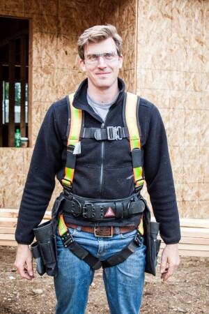 Super Anchor Tool Bag Harness
