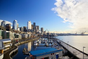 Seattle is one of the top 10 metros for web developers.