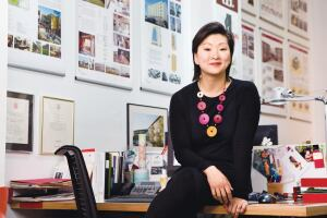 """Client satisfaction is the first of five objectives we listed when we started the firm,"" says Schemata Workshop co-principal Grace Kim. Design is ""the reason we do what we do,"" she adds, ""but we don't practice architecture as a service to ourselves."""
