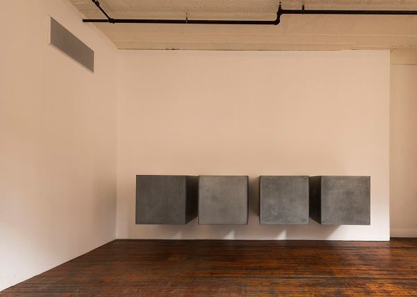 101 Spring Street, first floor. 2013. Art by Donald Judd.