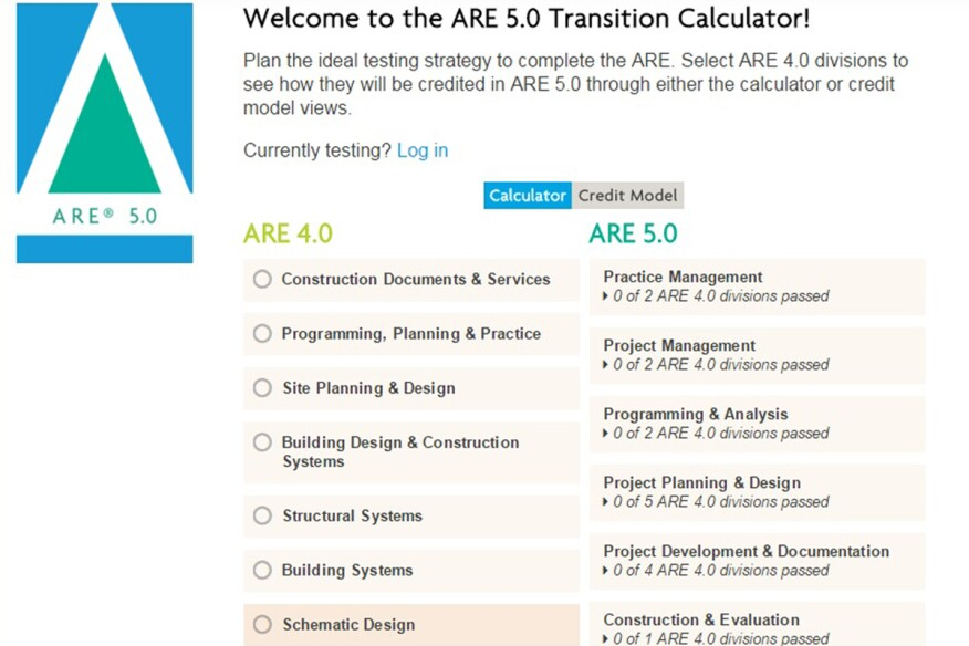 Ncarb releases study tool for aspiring architects for Ncarb