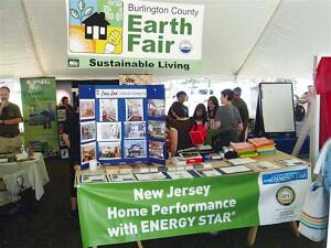 R. Craig Lord Construction, of Moorestown, N.J., set up a table in the sustainable living tent at Earth Fair, a local green fair. Estimator Anthony Provost created marketing sheets with case studies of two green projects, and says that the company received a number of leads from the fair.†