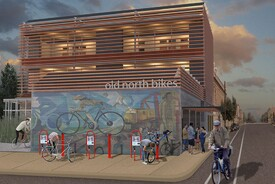 COTE Top Ten Students: Old North Bikes: Human Powered Revitalization in Old North St. Louis