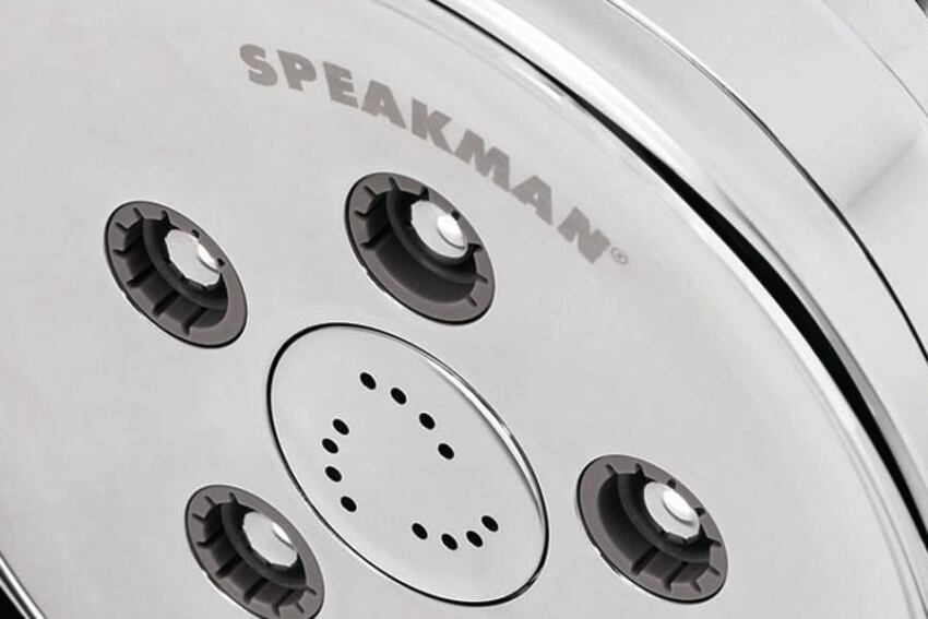 Speakman Co.'s Anystream Assana Faucet