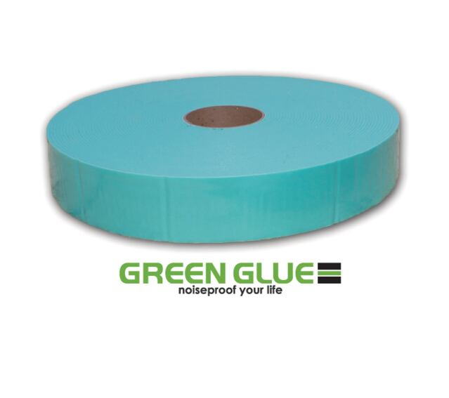 The Green Glue Co. Joist Tape