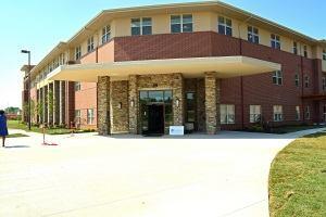 St. Michael's Veterans Center in Kansas City, Mo.