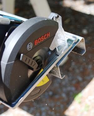 Bosch CSM180 Cordless Metal Cutting Circular Saw
