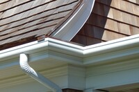 Affordable Fiberglass Gutters
