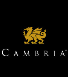 CAMBRIA Natural Quartz Surfaces Logo