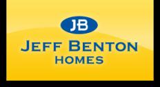 Jeff Benton Homes Logo