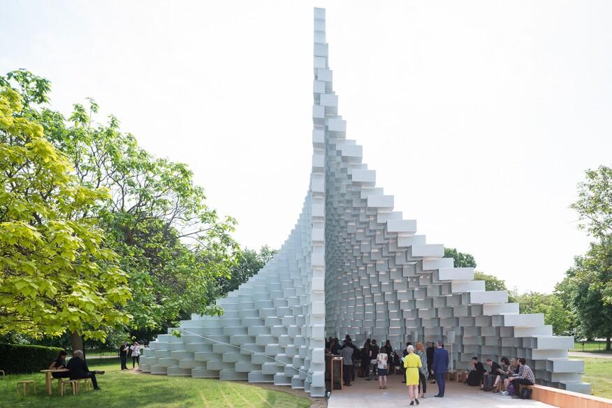 2016 Serpentine Gallery Pavilion