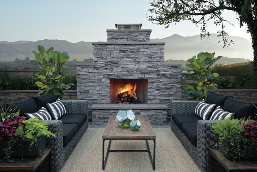 Turn up the heat 7 hot products for outdoor kitchens for Eldorado outdoor cabinets