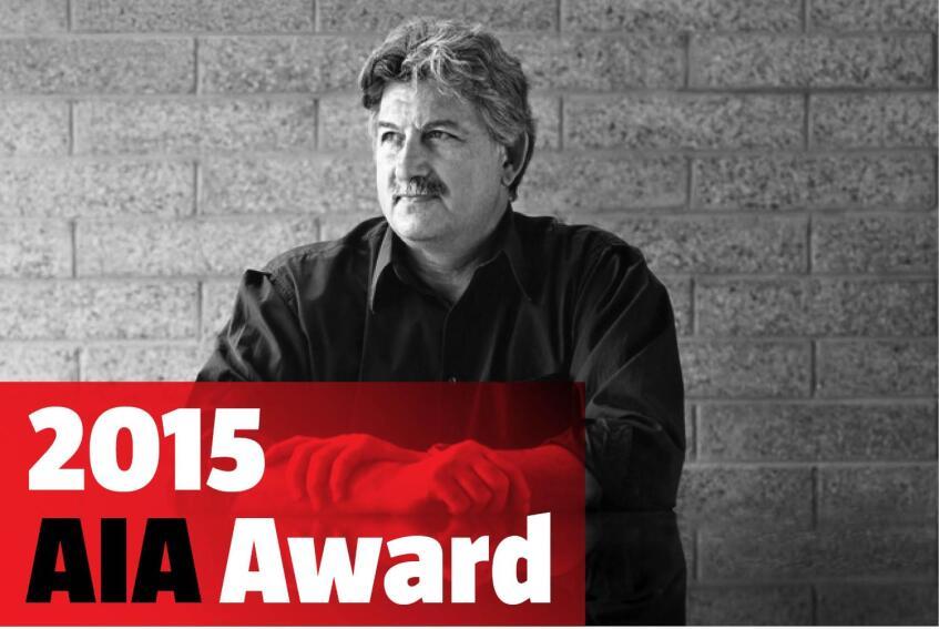 Edward C. Kemper Award: Edward Mazria