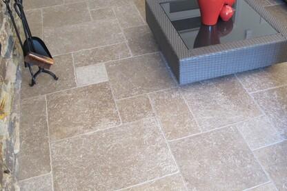 Natural Stone Flooring | Interior Design