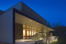Jackson Hole Center Performance Pavilion
