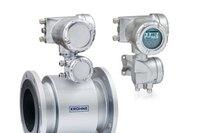 KROHNE flow meter