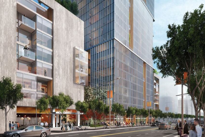 S.F. Tower Proposal Features Affordable Component