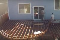 How to Build a Curved Deck in 7 Minutes or Less
