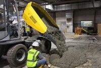 Wacker Neuson adds special concrete edition dumper to line