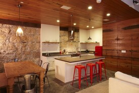 Crystal Springs Barn Kitchen