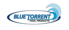 Blue Torrent Pool Products Logo