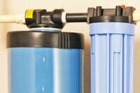 Three-Stage Whole-House Water Filter