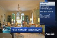 Million-Dollar Home Sales Up, Prices Fall