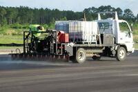 BioBased + Biorestor Asphalt pavement protection
