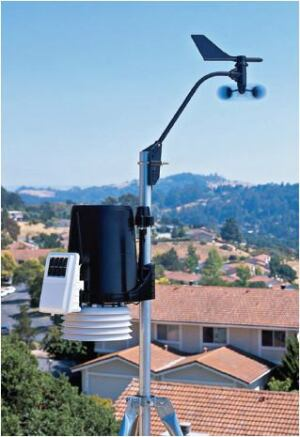Vantage Pro2 Weather Station