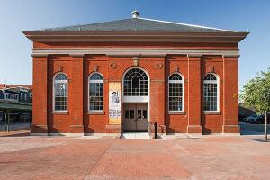 Eastern Market Washington, DC by Quinn Evans Architects.
