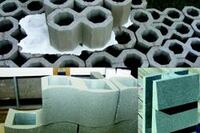 New Shapes of Concrete Block