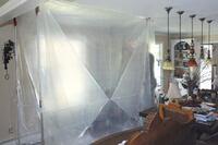 Five-Sided Dust Barrier