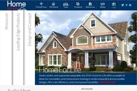 Home for Life 2014 Site Goes Live