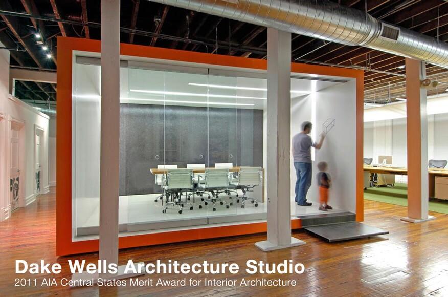 Dake wells architecture studio architect magazine dake for Springfield architects