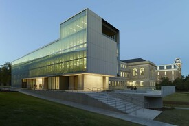 Vol Walker Hall Renovation & The Steven L. Anderson Design Center