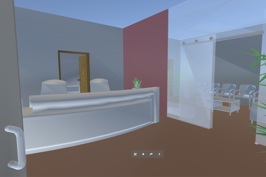 A new viewer from Flux Labs lets project teams see designed environments in virtual reality.